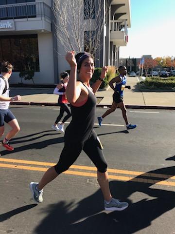 cim marathon race recap